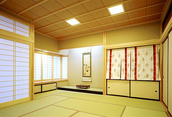 日本の伝統美、木の香りの和室|富山・石川の注文住宅・木造住宅・新築などの外断熱の家づくり。株式会社アキ