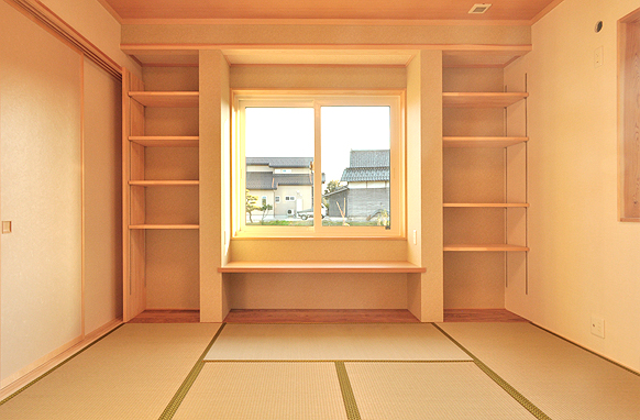 小さなお子様見守り設計|富山・石川の注文住宅・木造住宅・新築などの外断熱の家づくり。株式会社アキ