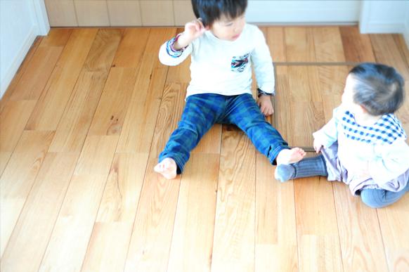子供たちの中に 花粉症の子もいるんです。|富山・石川の注文住宅・木造住宅・新築などの外断熱の家づくり。株式会社アキ