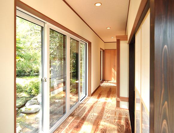 花粉の時期 きれいな空気で笑顔のある暮らし|富山・石川の注文住宅・木造住宅・新築などの外断熱の家づくり。株式会社アキ
