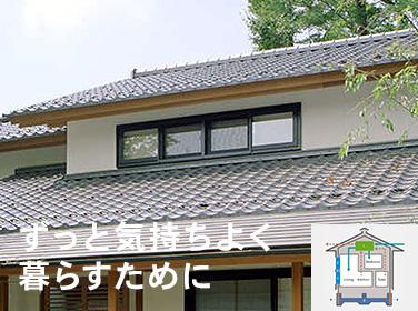 ずっと気持ちよく暮らすために|富山・石川の注文住宅・木造住宅・古材リフォームなどの外断熱の家づくり。株式会社アキ